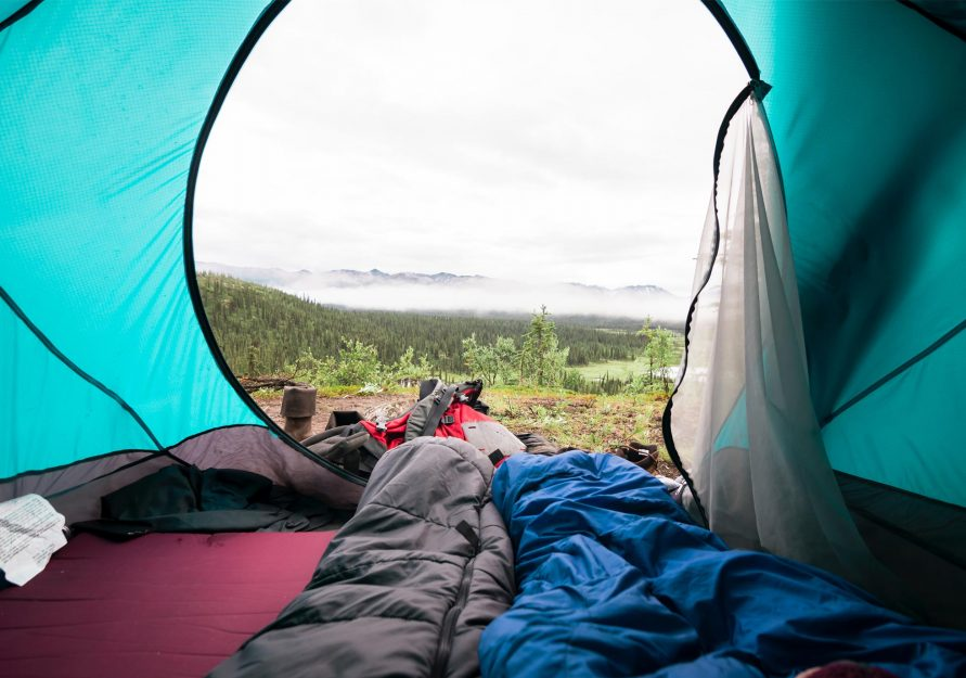 Tent Site – Unserviced